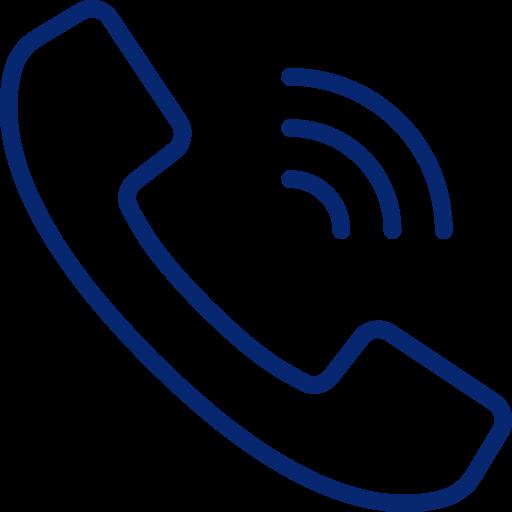 icone-bleu-téléphone-contact-exupery-formation-webmarketing