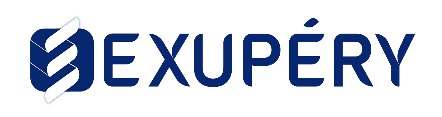 Logo Exupéry formation signature mail